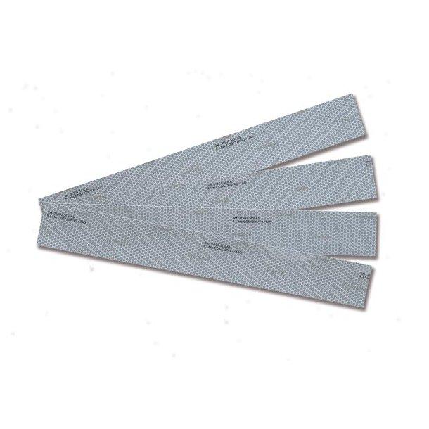 Refleks tape 5 x 40 cm - 4 stykker