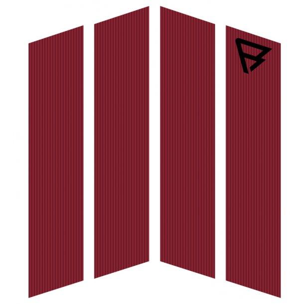 Brunotti Front Pad Stripe - Rød