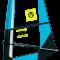 Aztron Soleil SUP Windsurf Rig 4.0kvm - Komplet