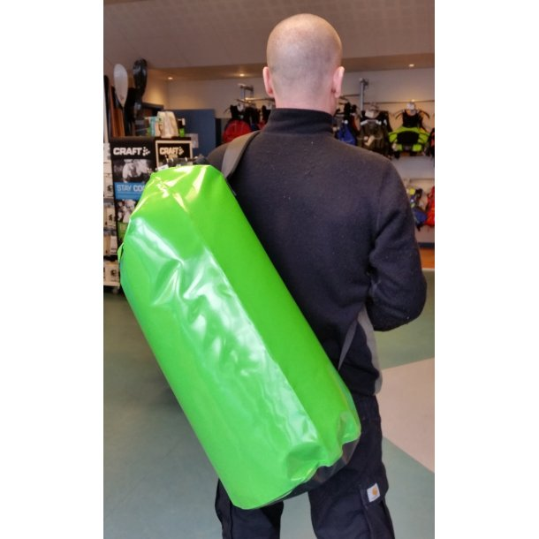K-Gear Grøn Drybag m/skulderstrop