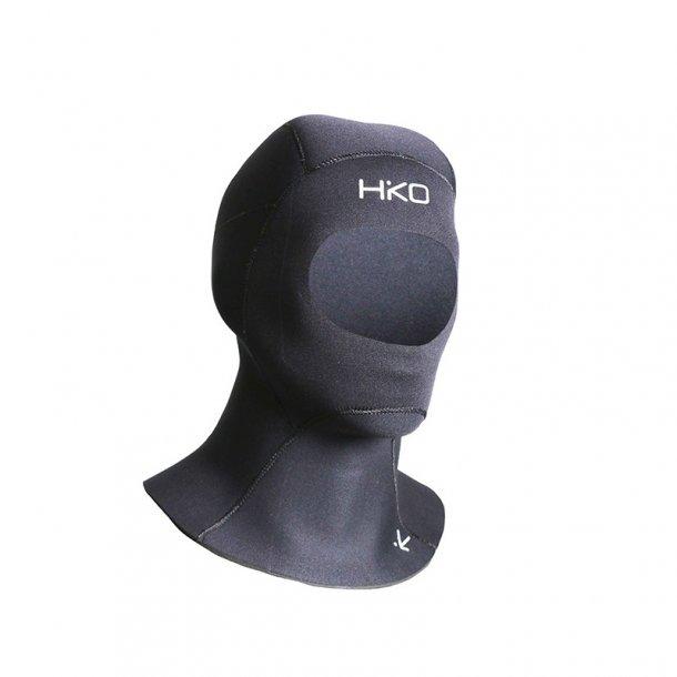 Hiko 4 mm neopren hætte/balaclava