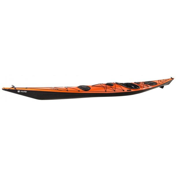 Rebel Kayaks Husky, carbon/kevlar