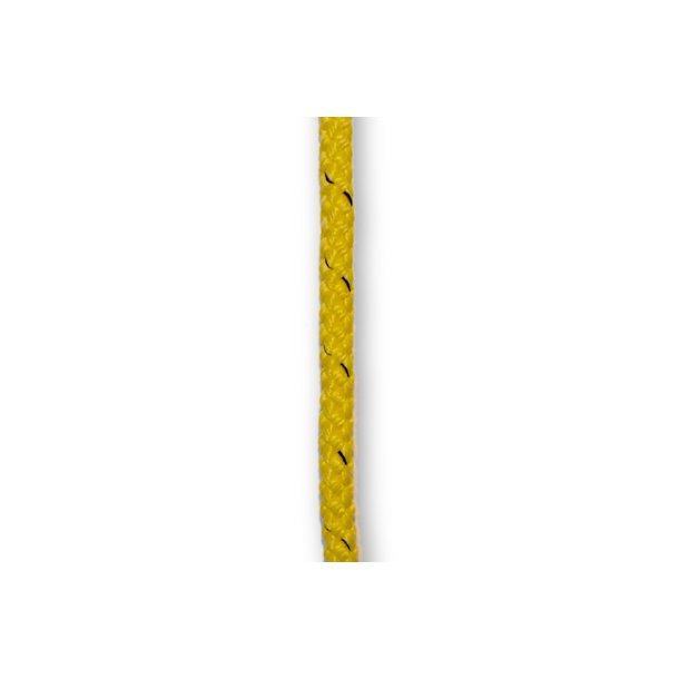 8mm gult flyde-reb, pr. meter