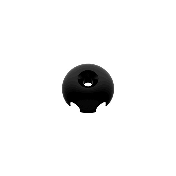 4 x Dækfitting fra KajakSport t/5 mm reb