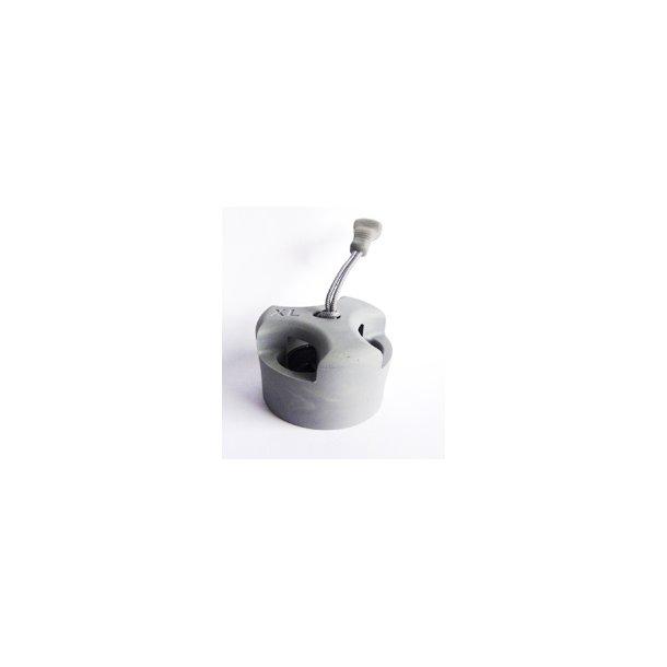 Propper med ventil t/huller i sit-on-top