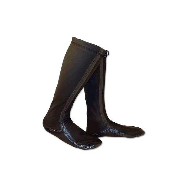 Hiko vandtætte knæsokker, sorte