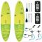 2 x Aquatone 10'6 Wave Oppustelig Allround SUP - Komplet pakke - UDSOLGT