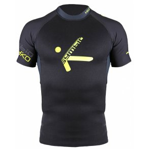 Hiko Shade Rashguard korte ærmer Svedundertøj og T shirts
