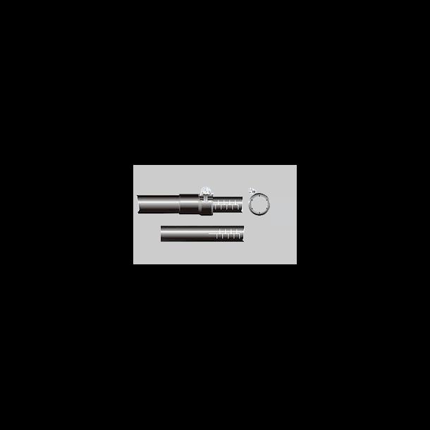 Braca justerbart Skaft System 1 -TILBUD