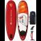 Aqua Marina Wave 8'8 Oppustelig Surf SUP - Pakke